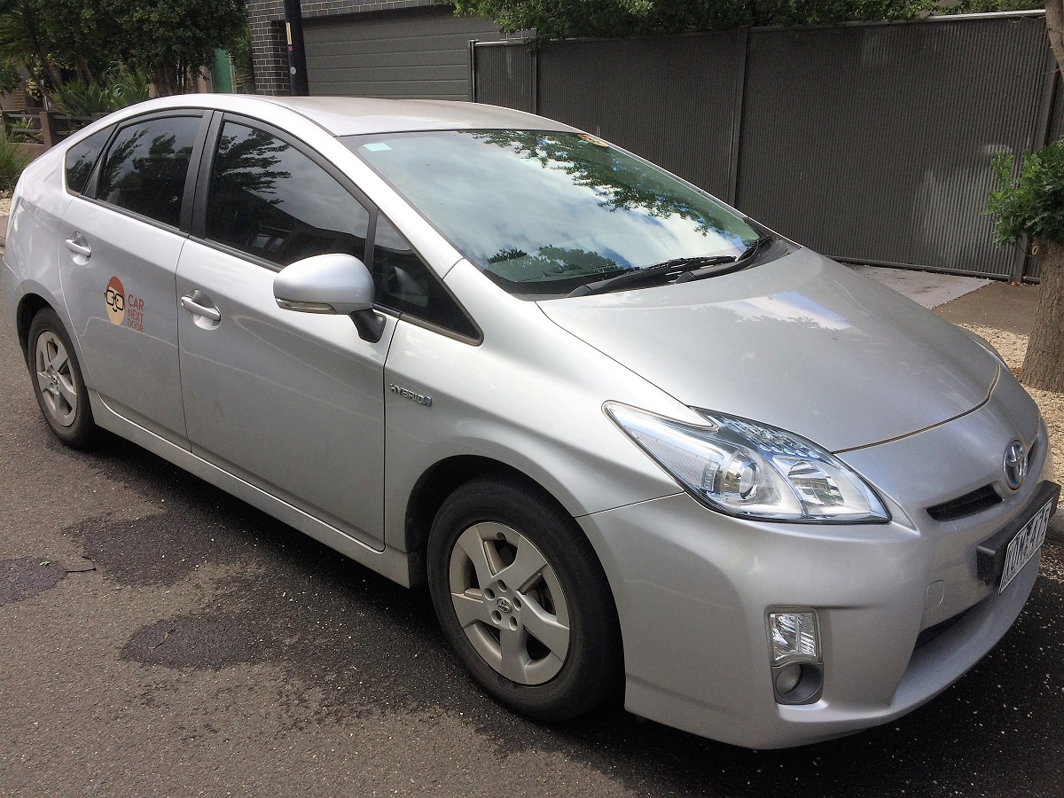 Picture of Thuy's 2009 Toyota Prius