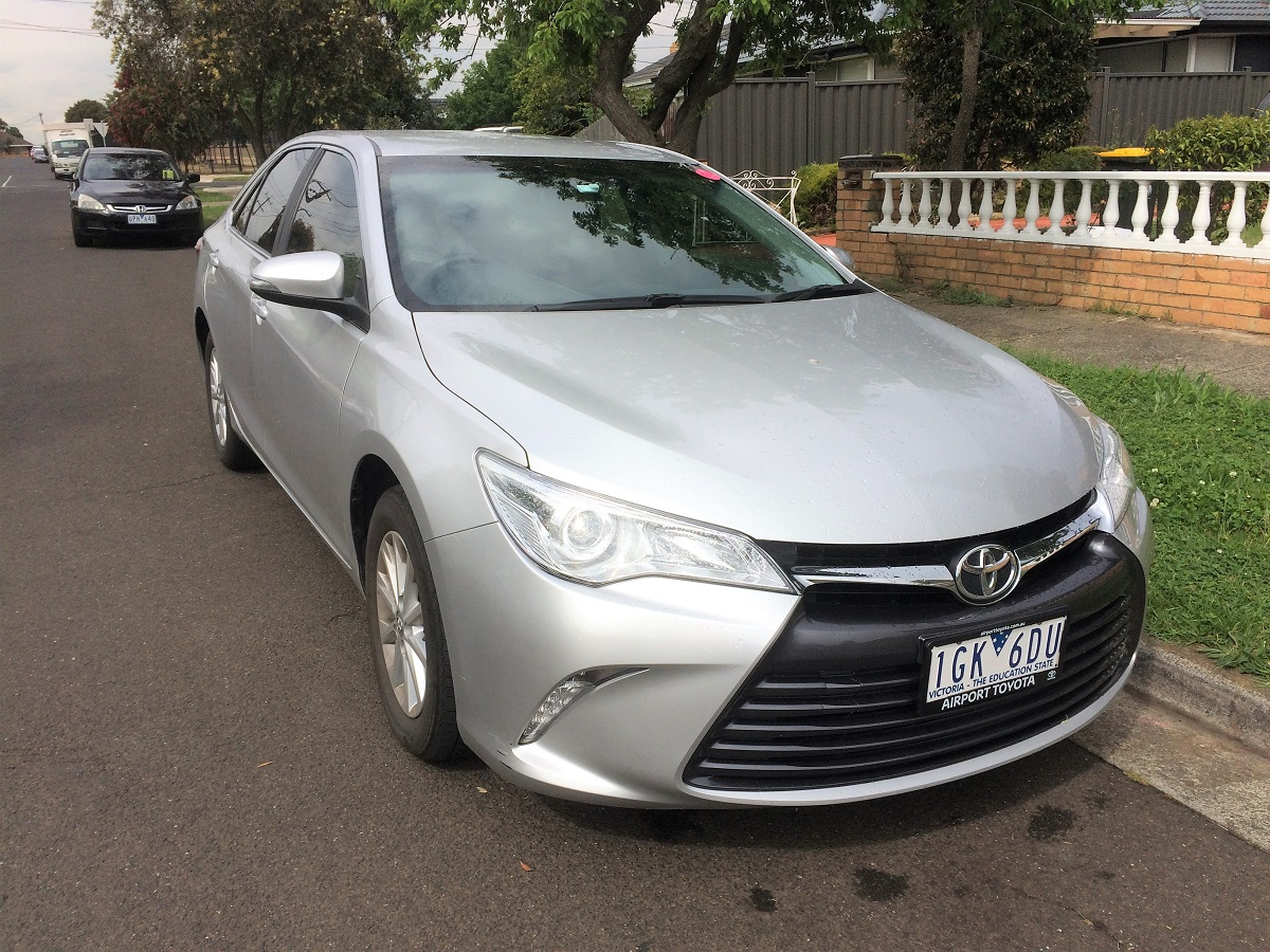 Picture of Fook Heng's 2015 Toyota Camry