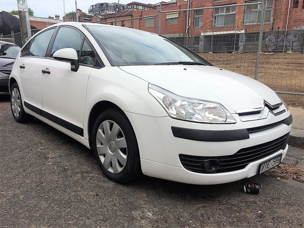 Picture of Emily's 2008 Citroen C4