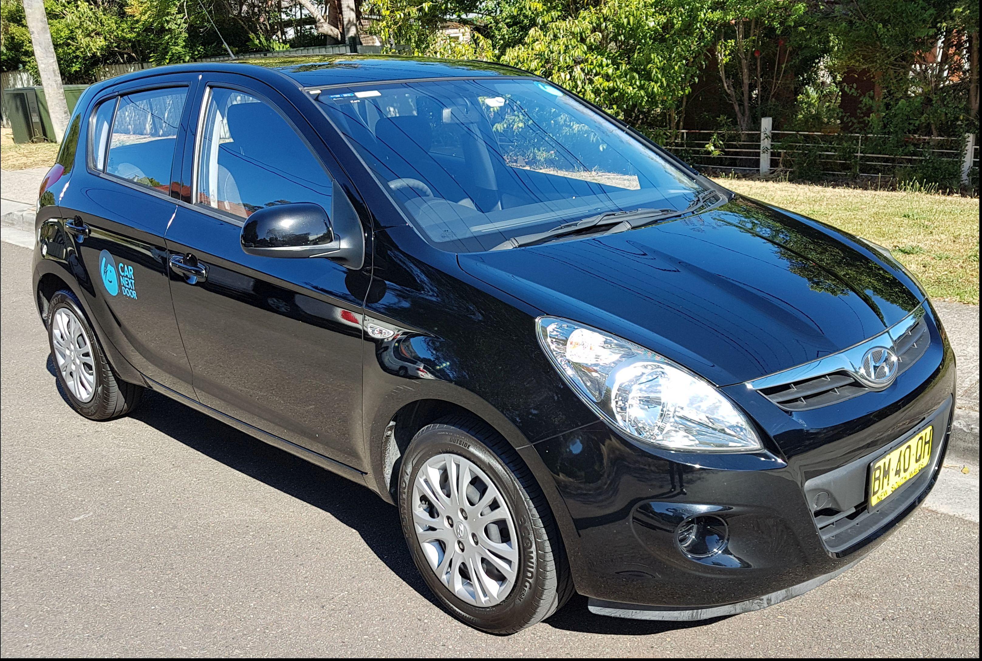 Picture of Philip's 2011 Hyundai I20