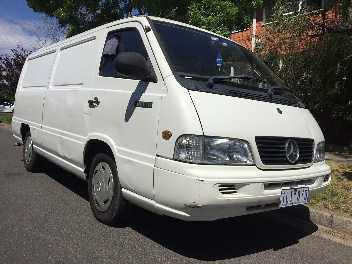 Picture of Shalom's 2003 Mercedes B140