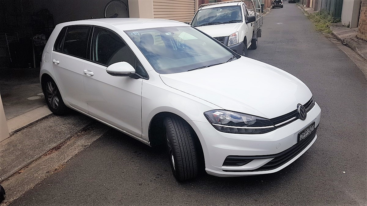 Picture of Peter's 2017 Volkswagen Golf