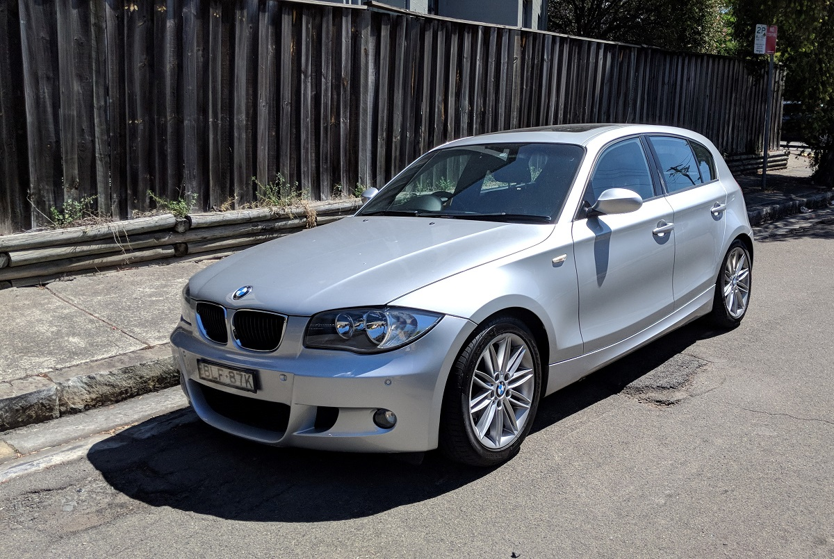 Picture of Oliver's 2009 BMW 120i