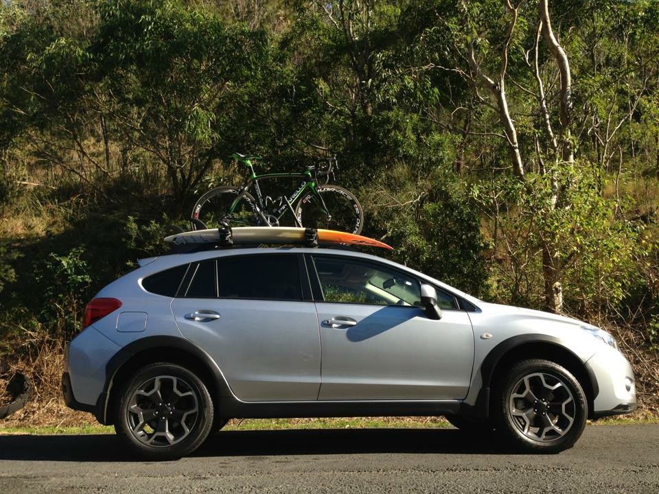 Picture of John's 2013 Subaru XV