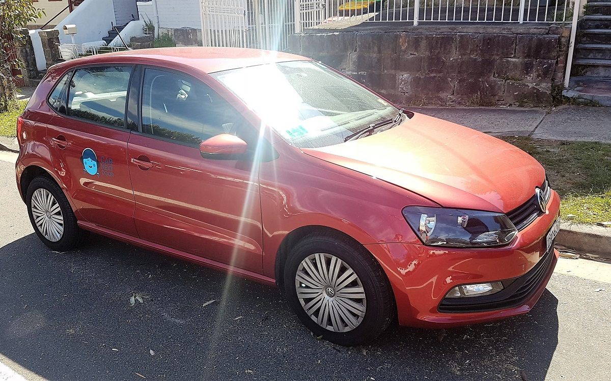 Picture of Sascha's 2015 Volkswagen Polo