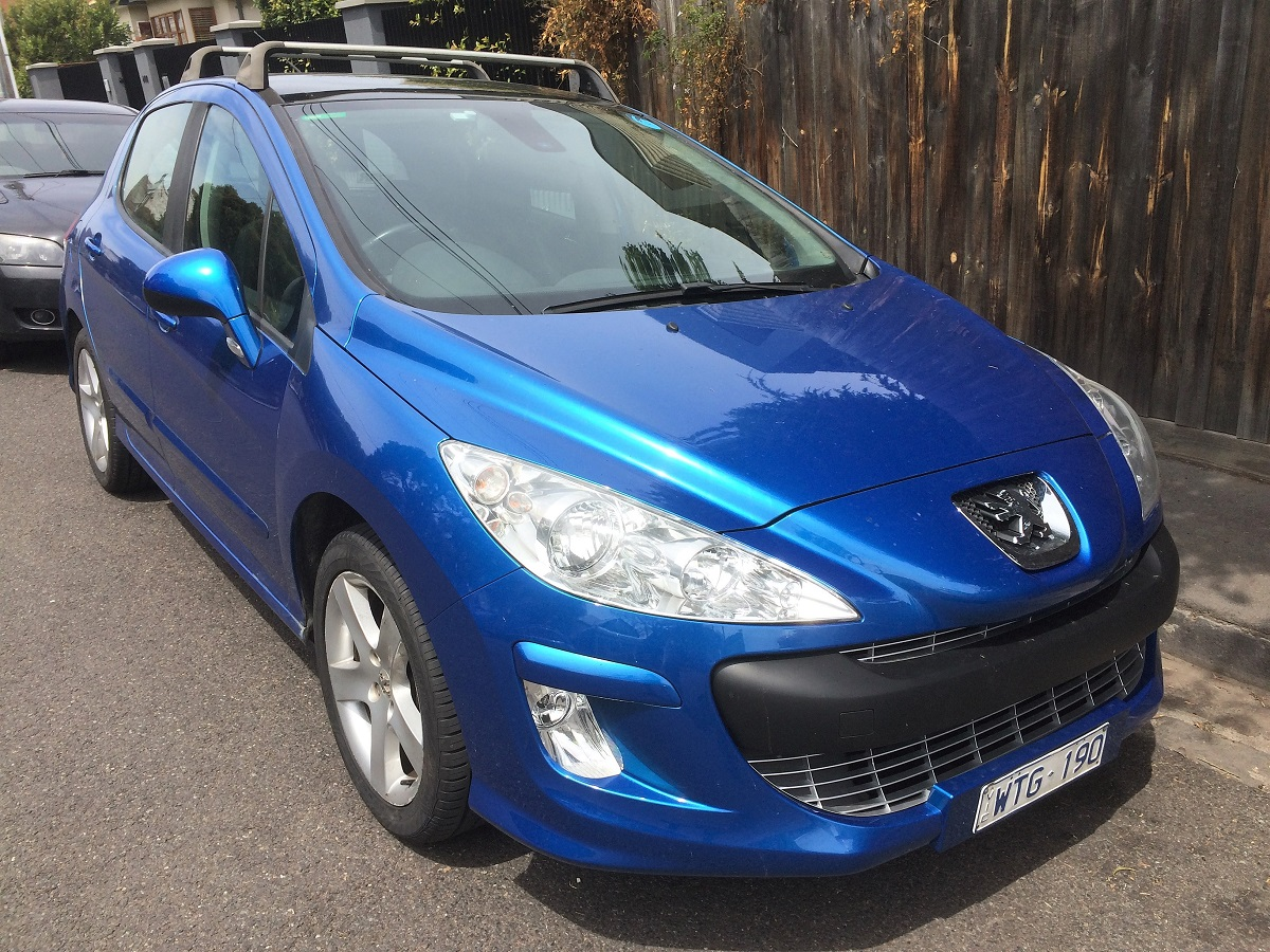 Picture of Oliver's 2008 Peugeot 308