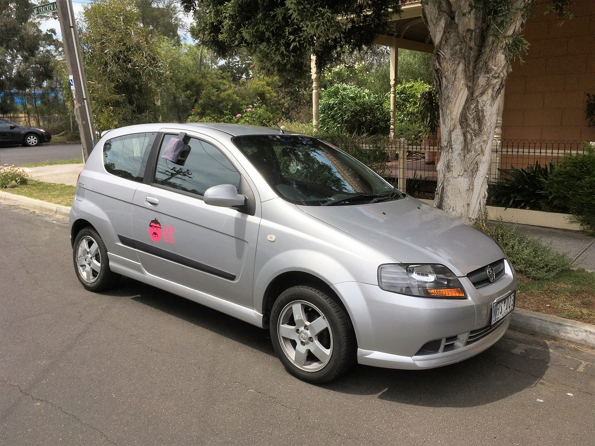 Picture of Jake's 2007 Holden Barina