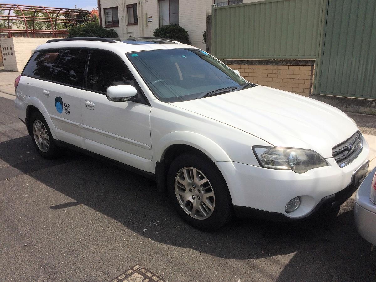 Picture of Daniel's 2004 Subaru Outback