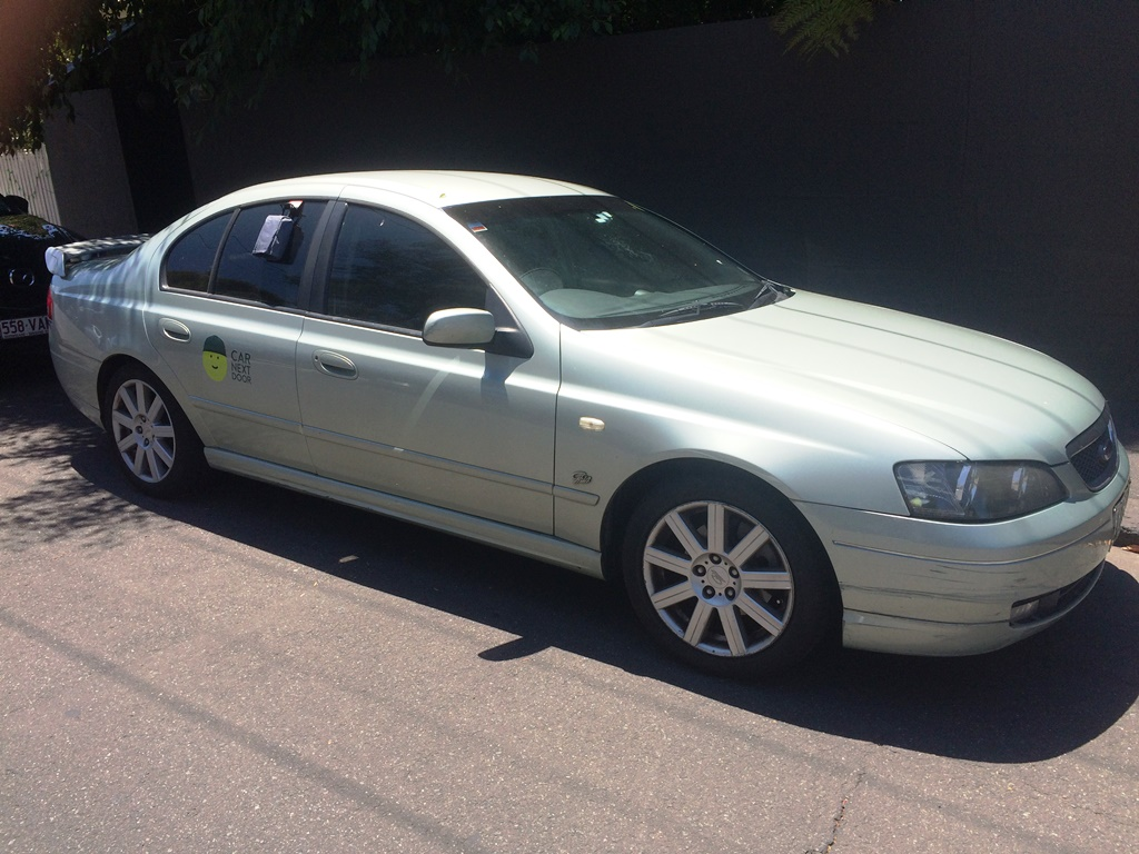 Picture of David's 2002 Ford Fairmont Ghia