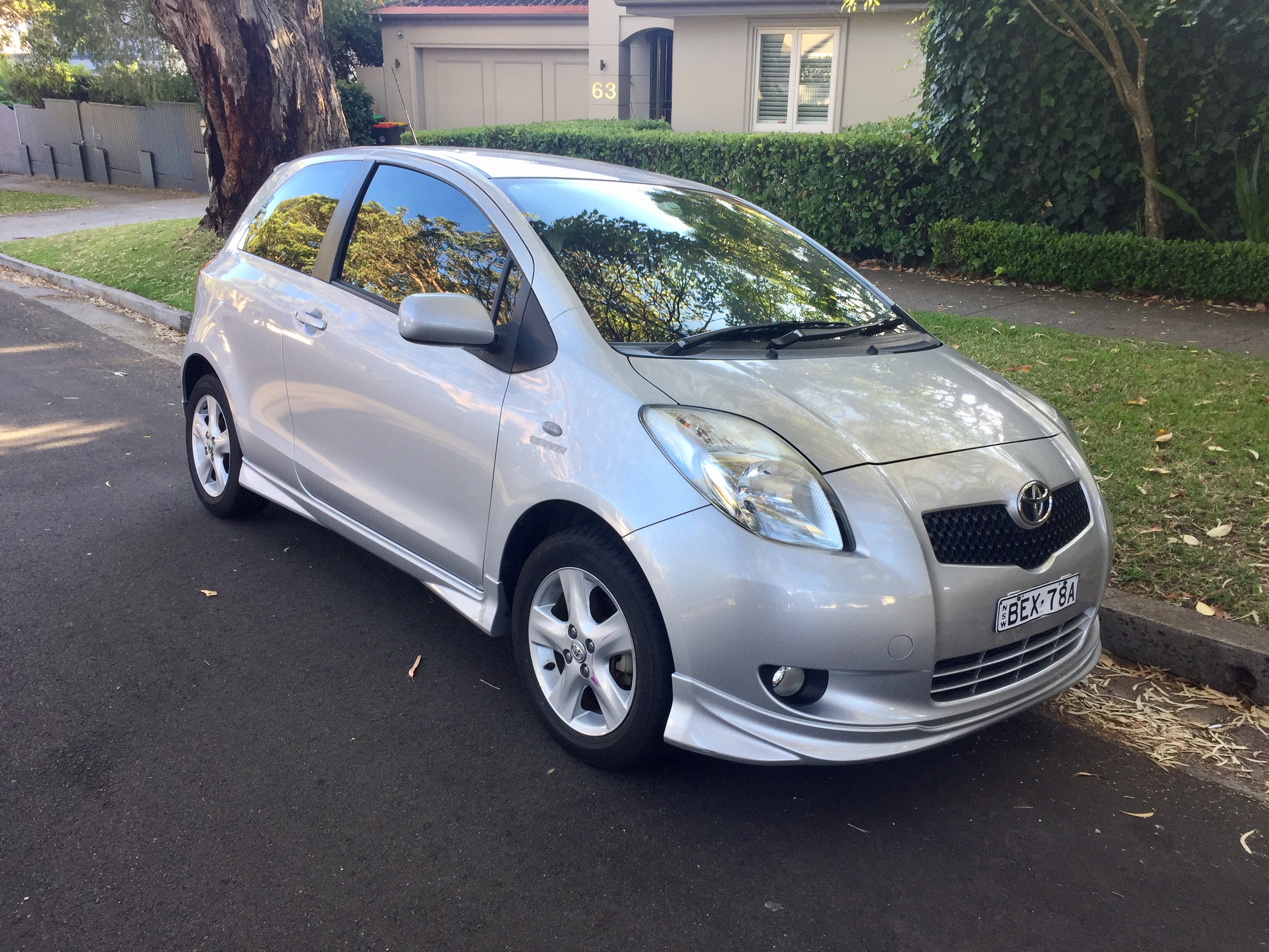Picture of Kinga's 2007 Toyota Yaris