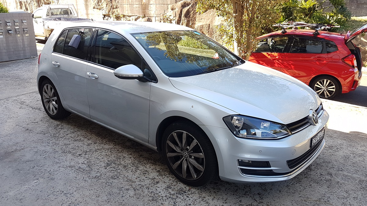 Picture of Alexandra's 2013 Volkswagen Golf