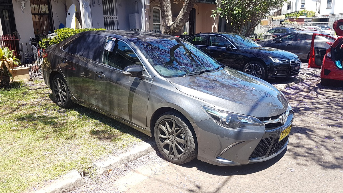 Picture of Mostafa's 2017 Toyota Camry