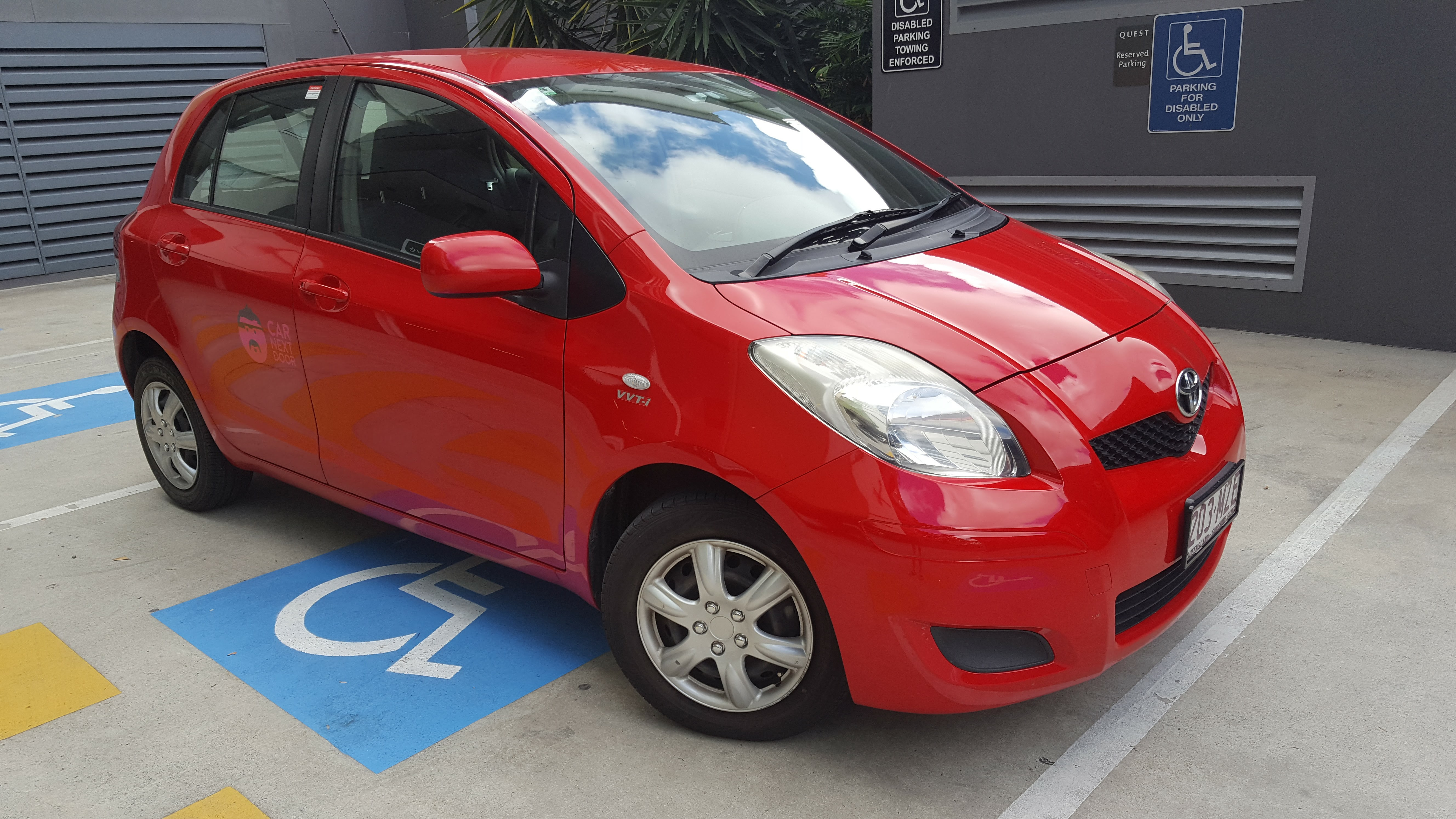Picture of Christopher's 2010 Toyota Yaris