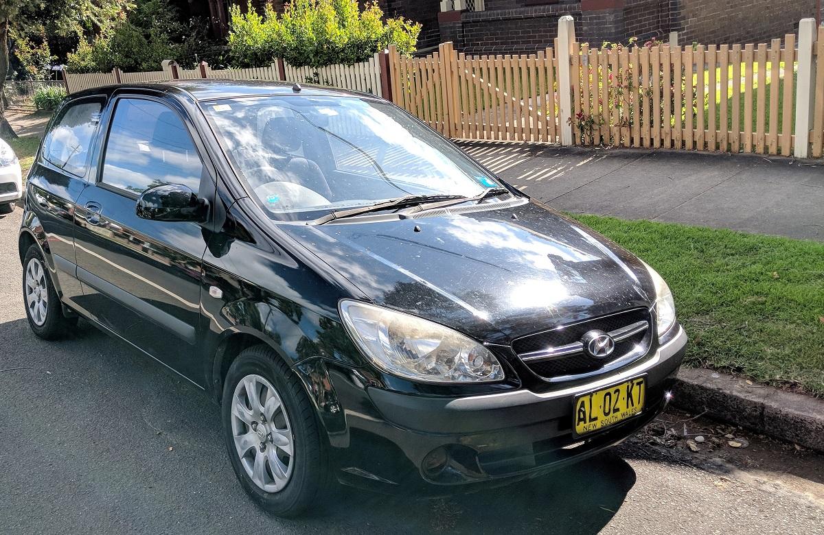 Picture of Rebecca's 2006 Hyundai Getz