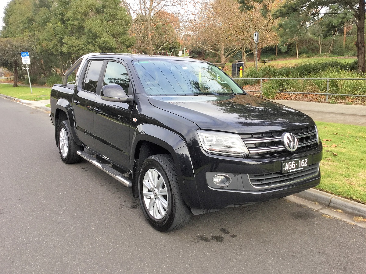 Picture of Kris' 2015 Volkswagen Amarok