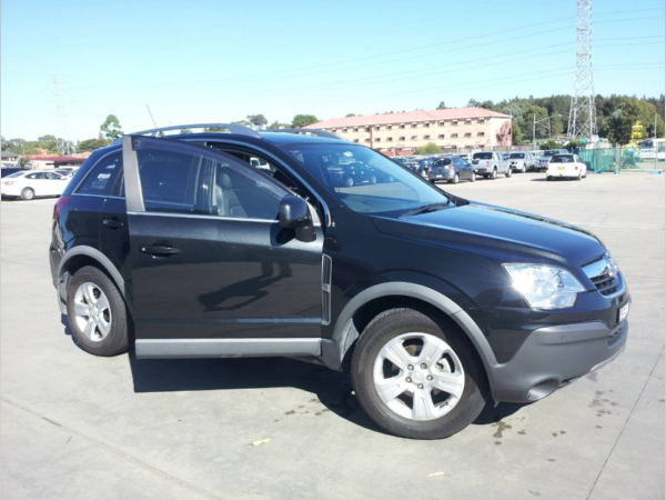Picture of Samuele's 2010 Holden Captiva