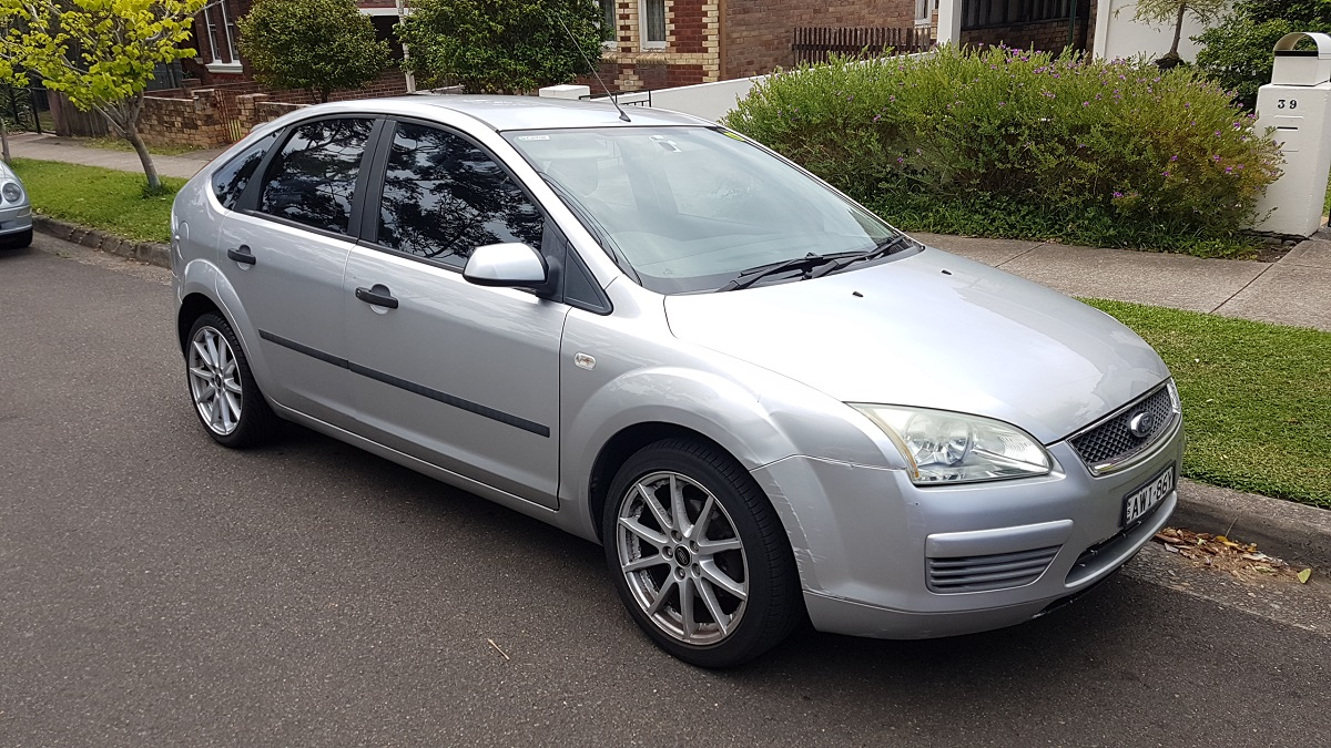 Picture of Hamish's 2005 Ford Focus