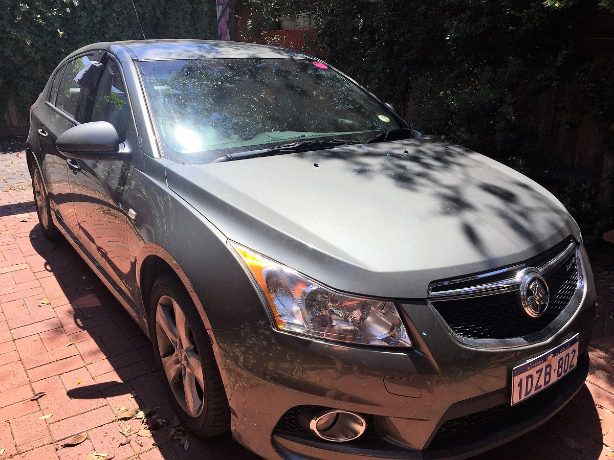 Picture of Sam's 2012 Holden Cruze Sri Hatchback