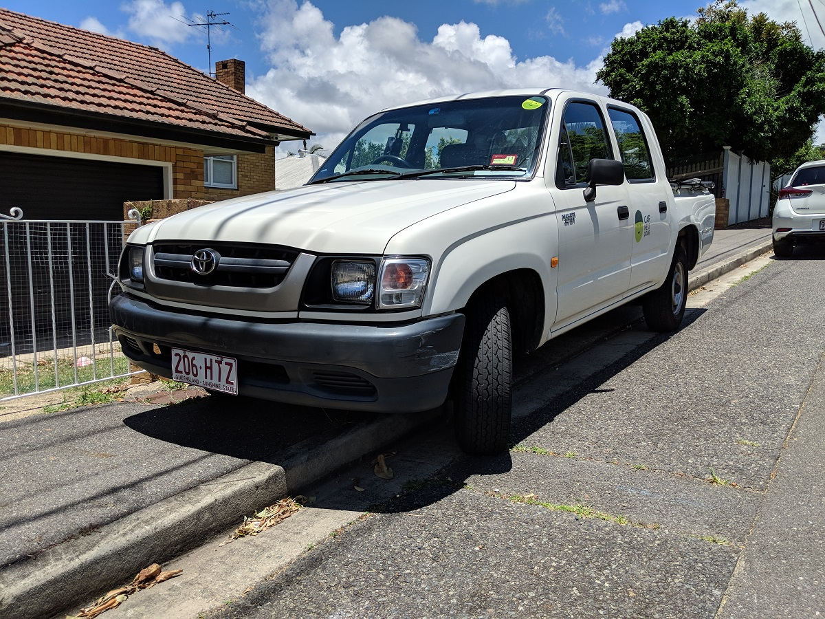 Picture of Josh's 2001 Toyota Hilux