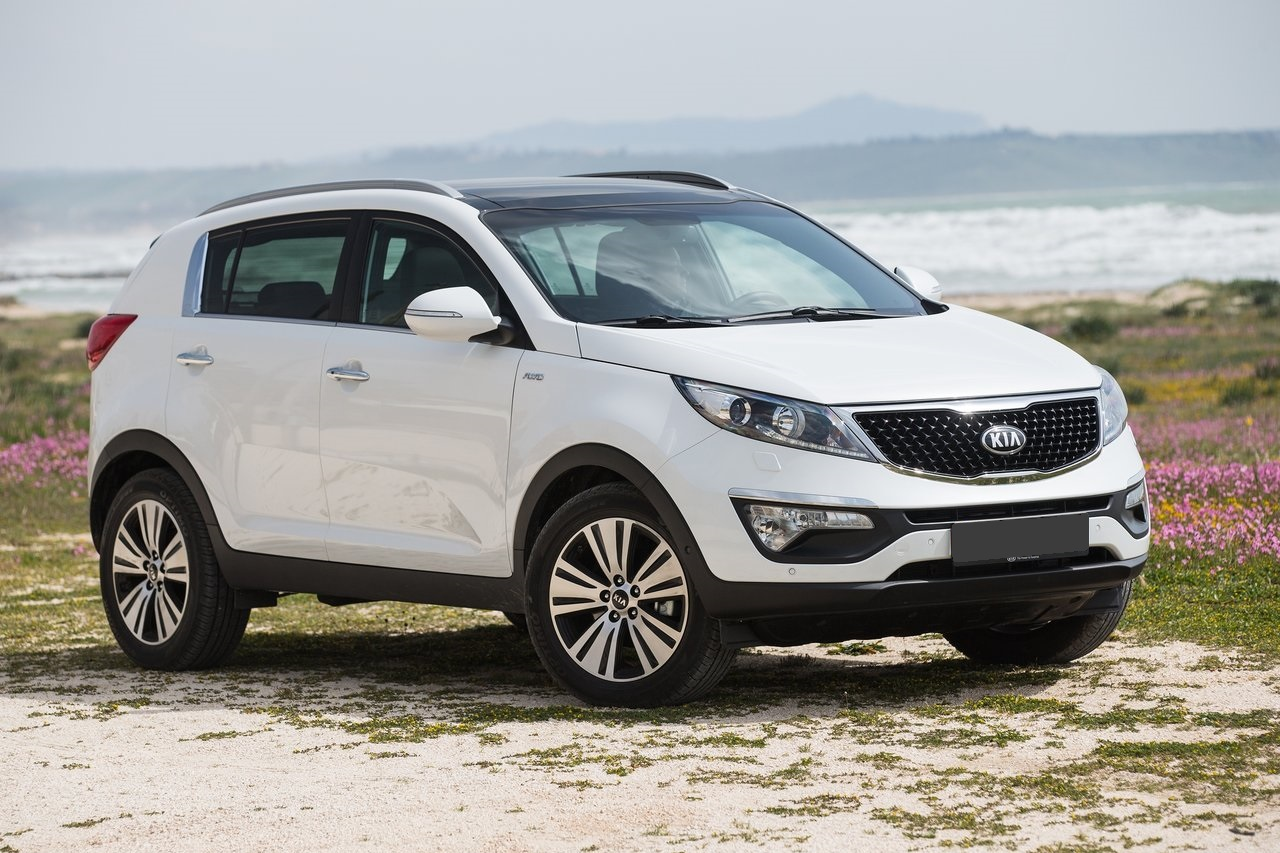 Picture of CarNextDoor's 2015 Kia Sportage