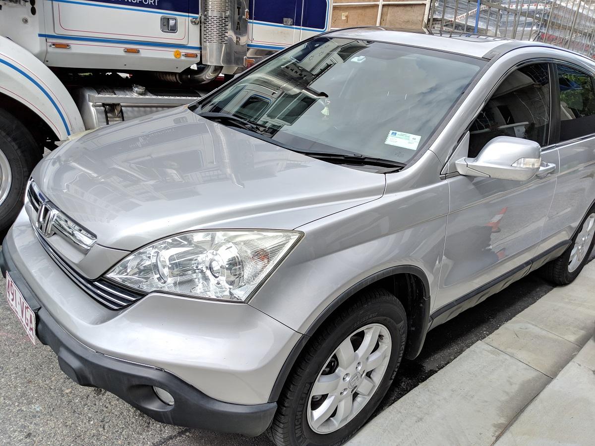 Picture of Tahg's 2008 Honda CR-V Luxury