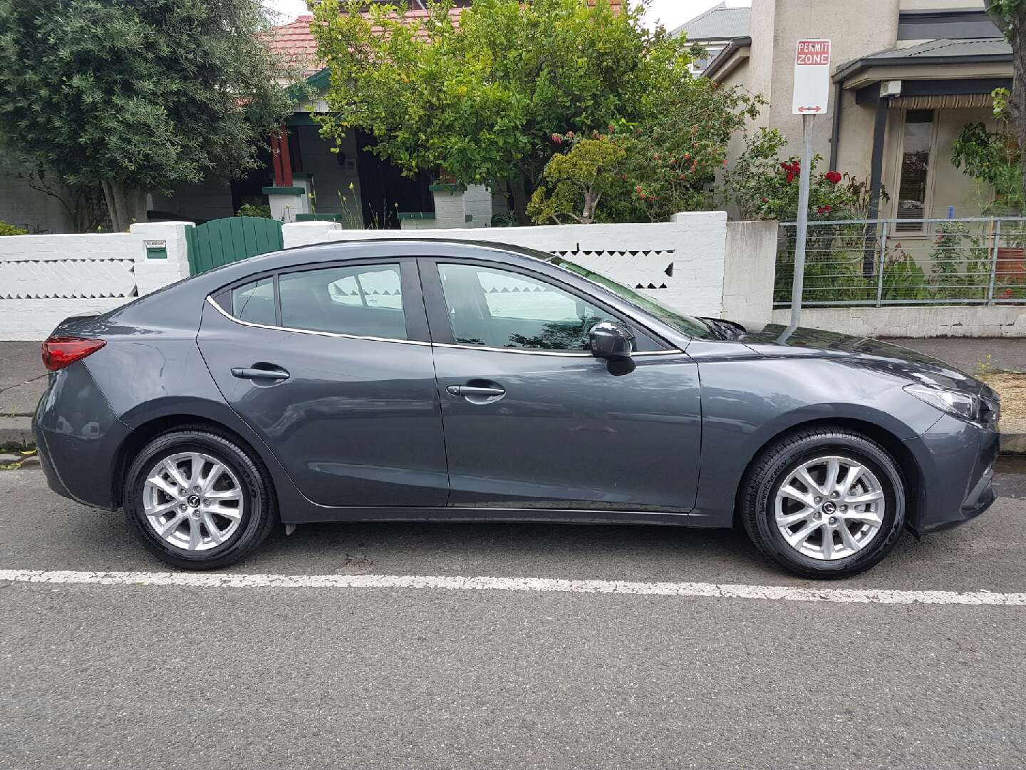 Picture of Paul's 2015 Mazda 3