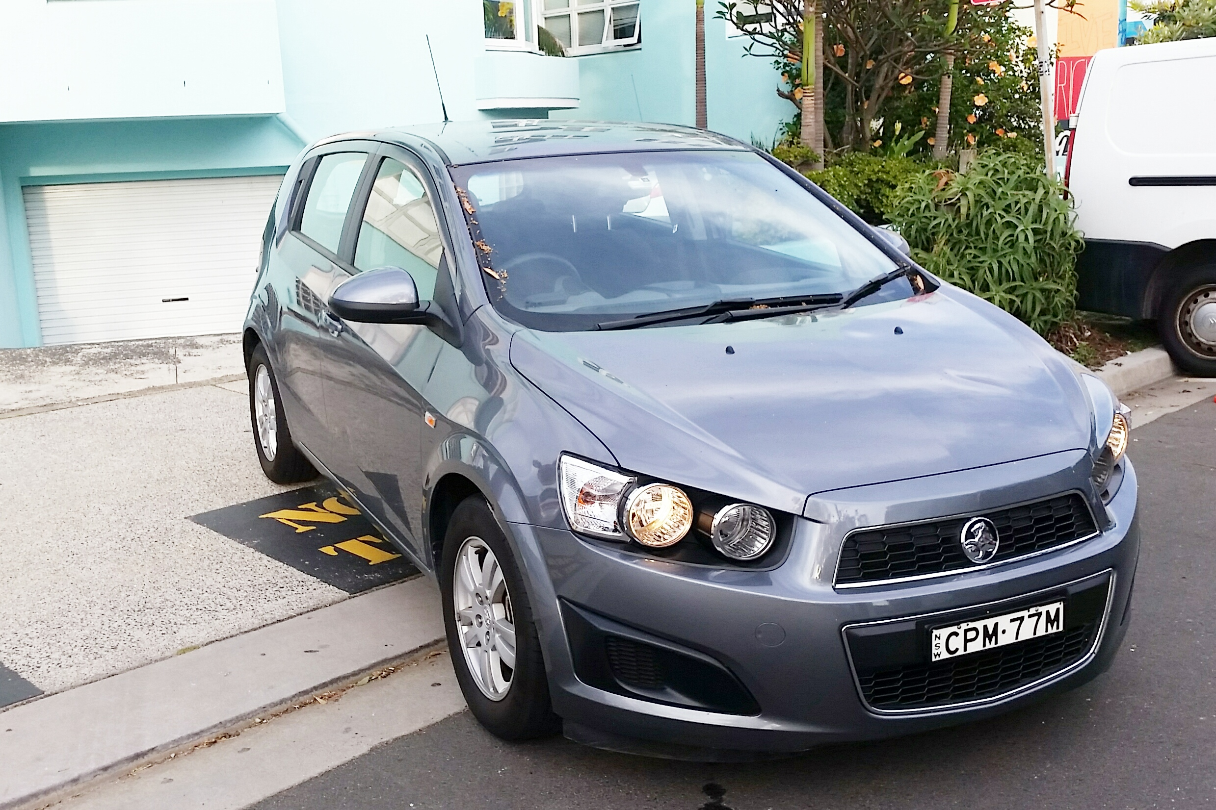 Rent Leah S 2013 Holden Barina Cd By The Hour Or Day In