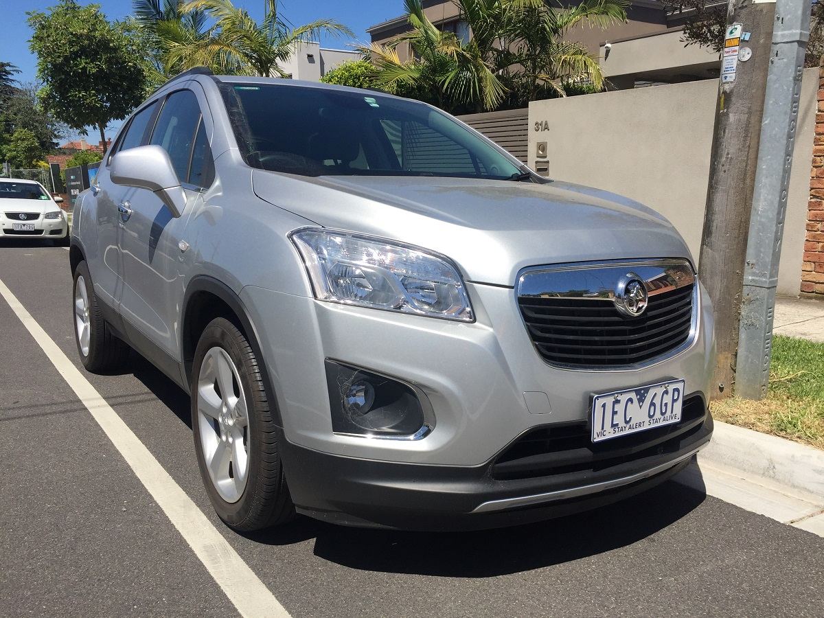 Picture of Joe's 2015 Holden Trax UTZ
