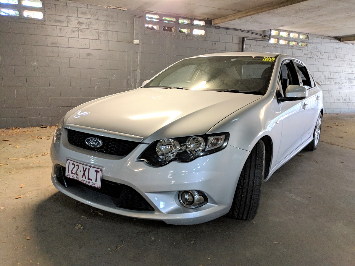 Picture of Fredrick's 2011 Ford Falcon XR6