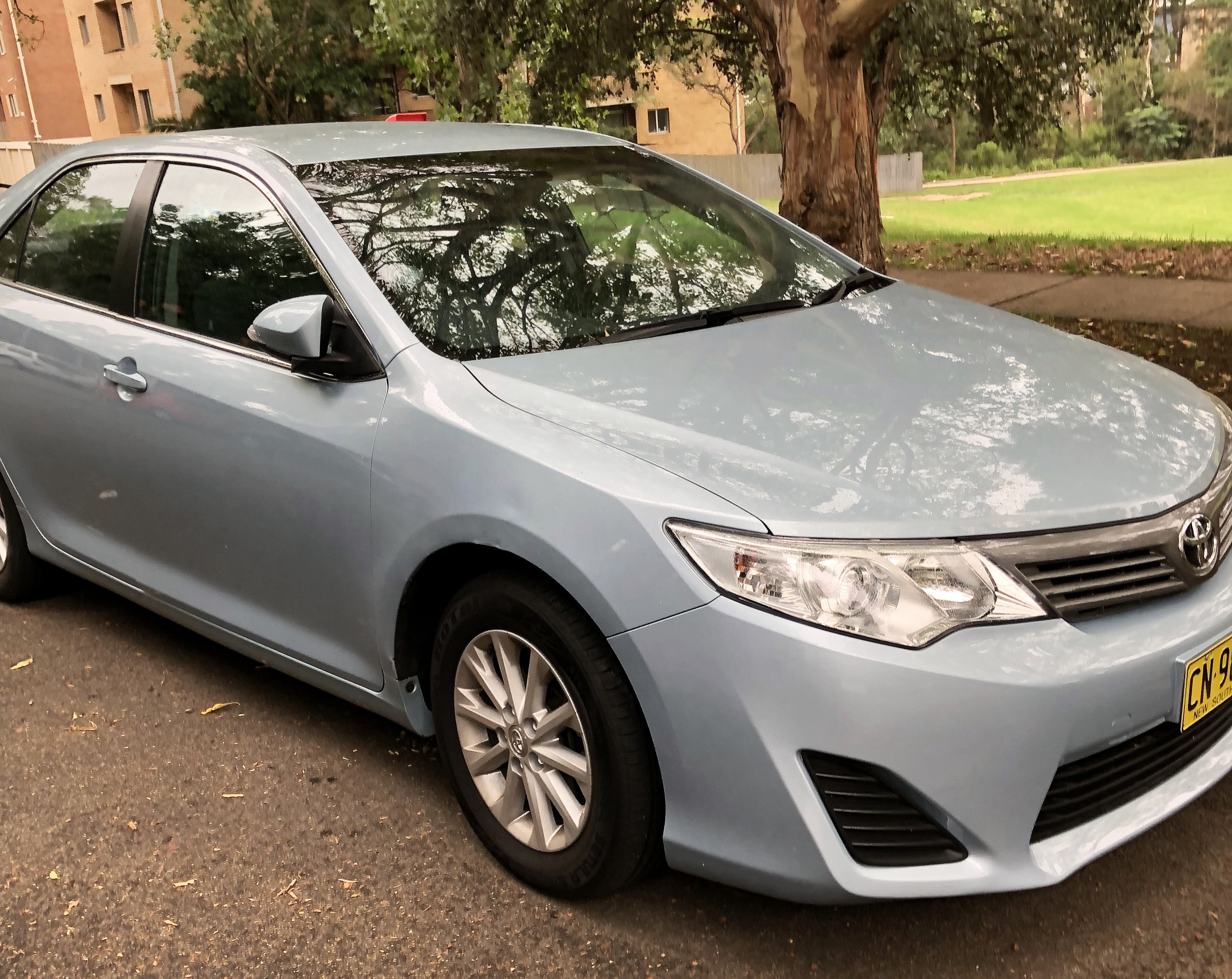 Picture of Devendra's 2014 Toyota Camry