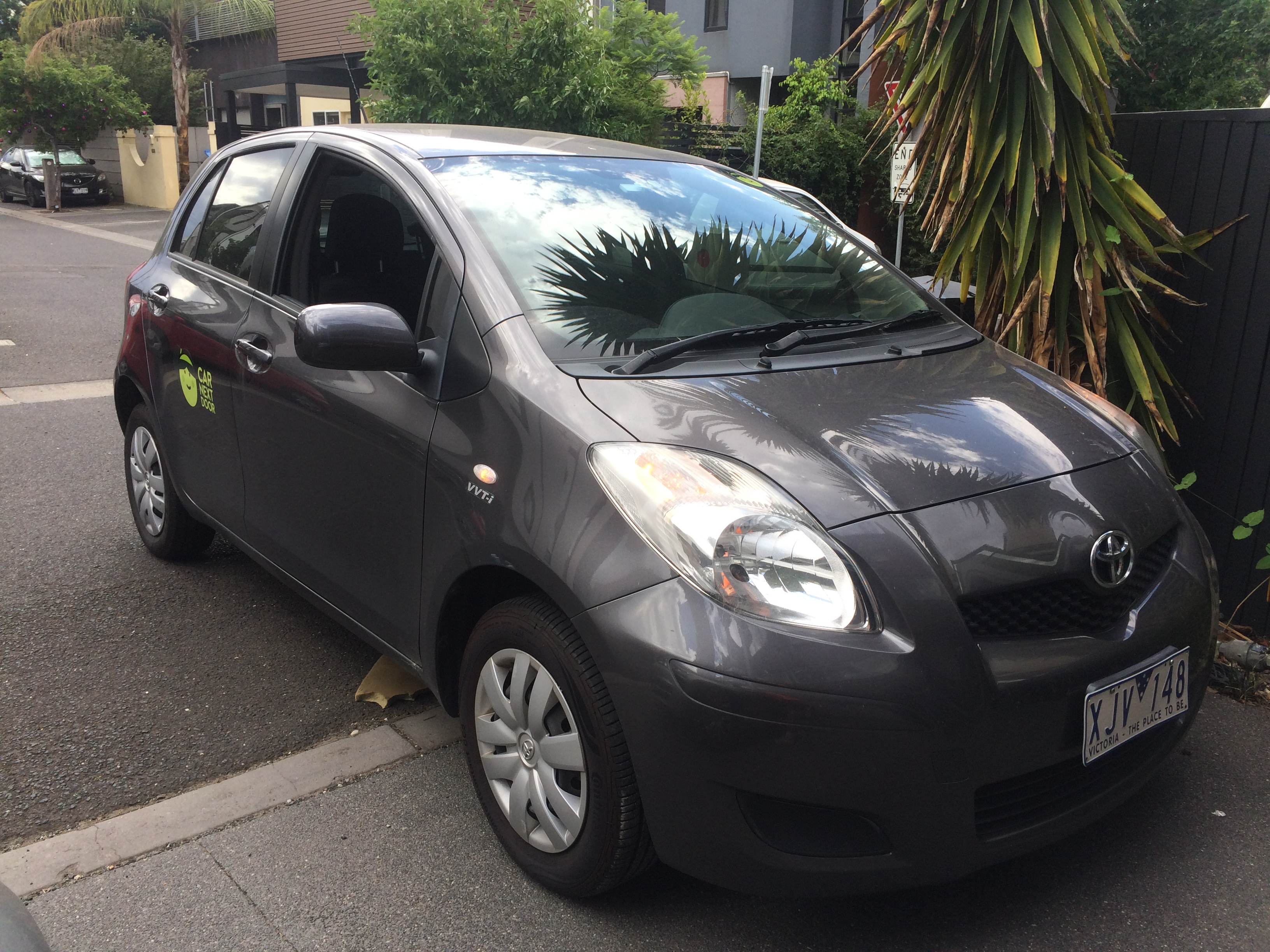 Picture of Katherine's 2009 Toyota Yaris