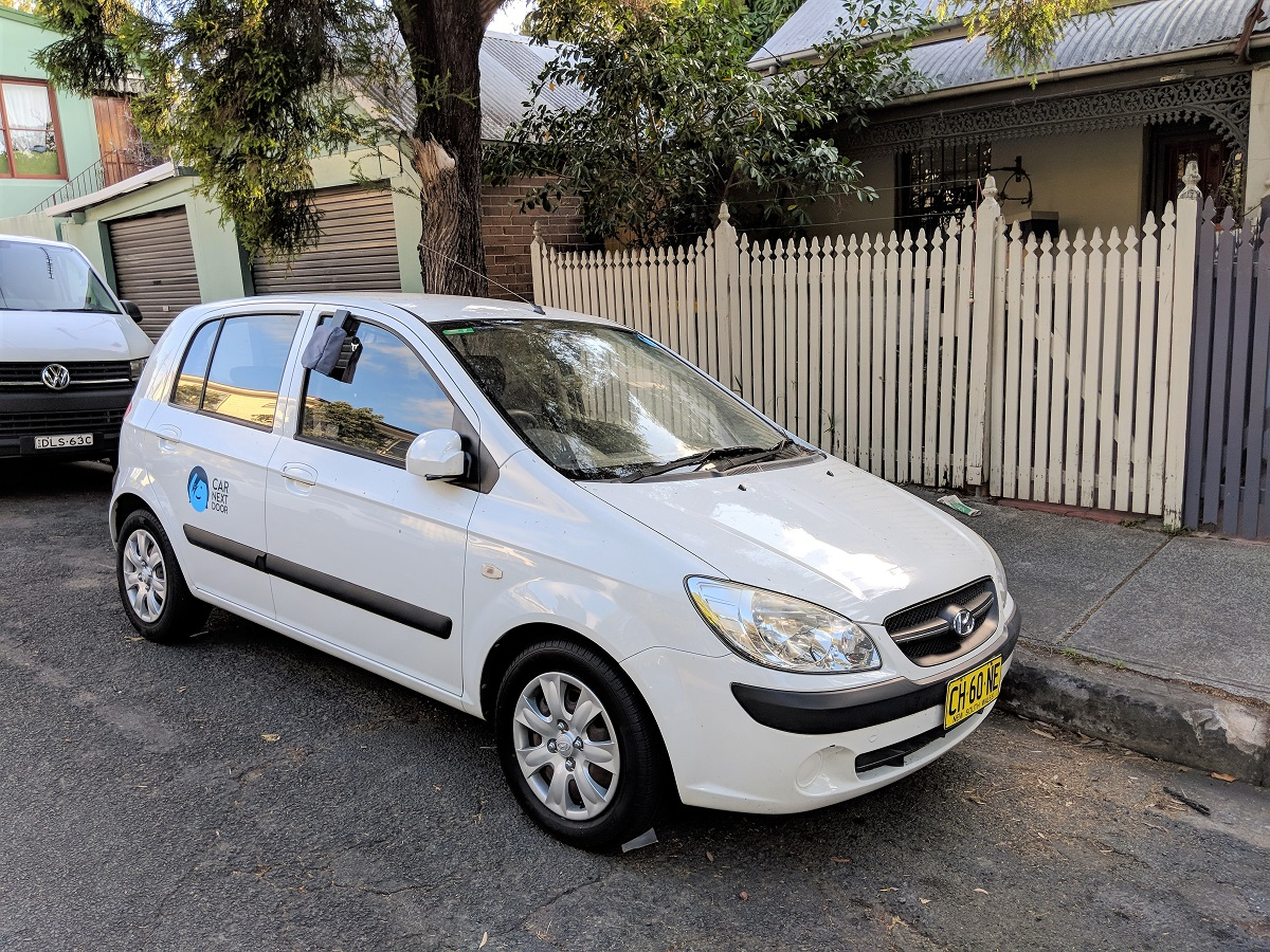 Picture of Jaymie's 2009 Hyundai Getz