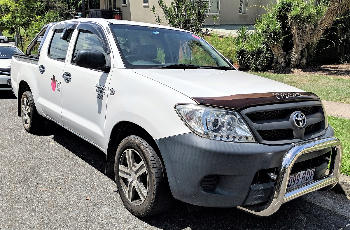 Picture of Jonathan's 2006 Toyota Hilux