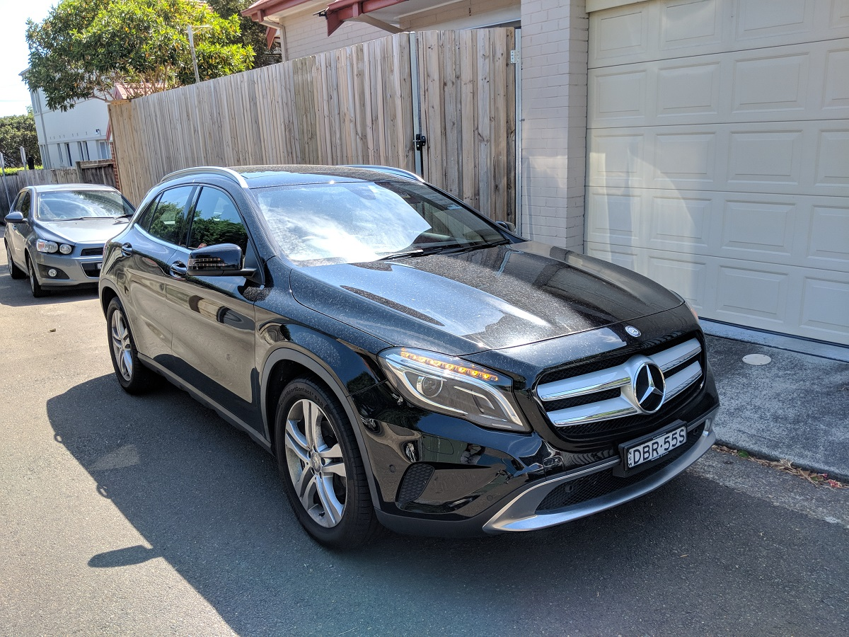 Picture of Joshua's 2015 Mercedes-Benz GLA200 CDI