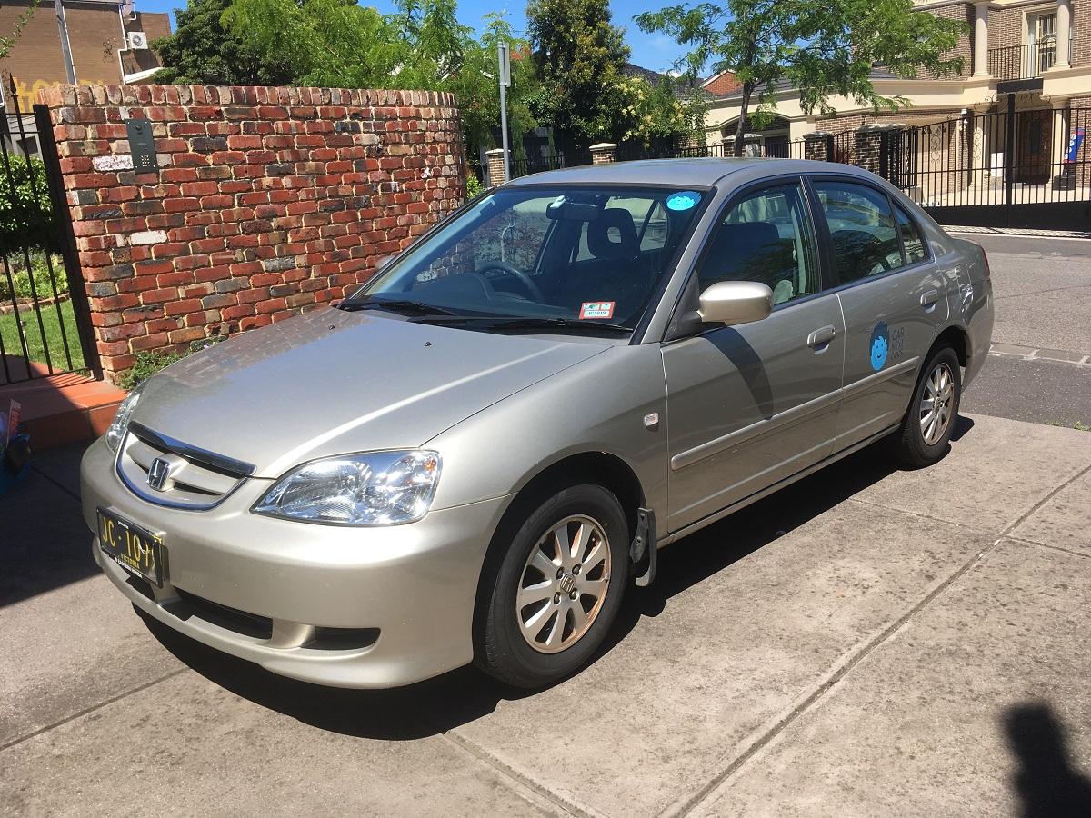 Picture of Joshua's 2003 Honda Civic
