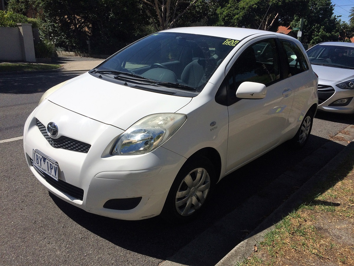 Picture of Daniel's 2008 Toyota Yaris