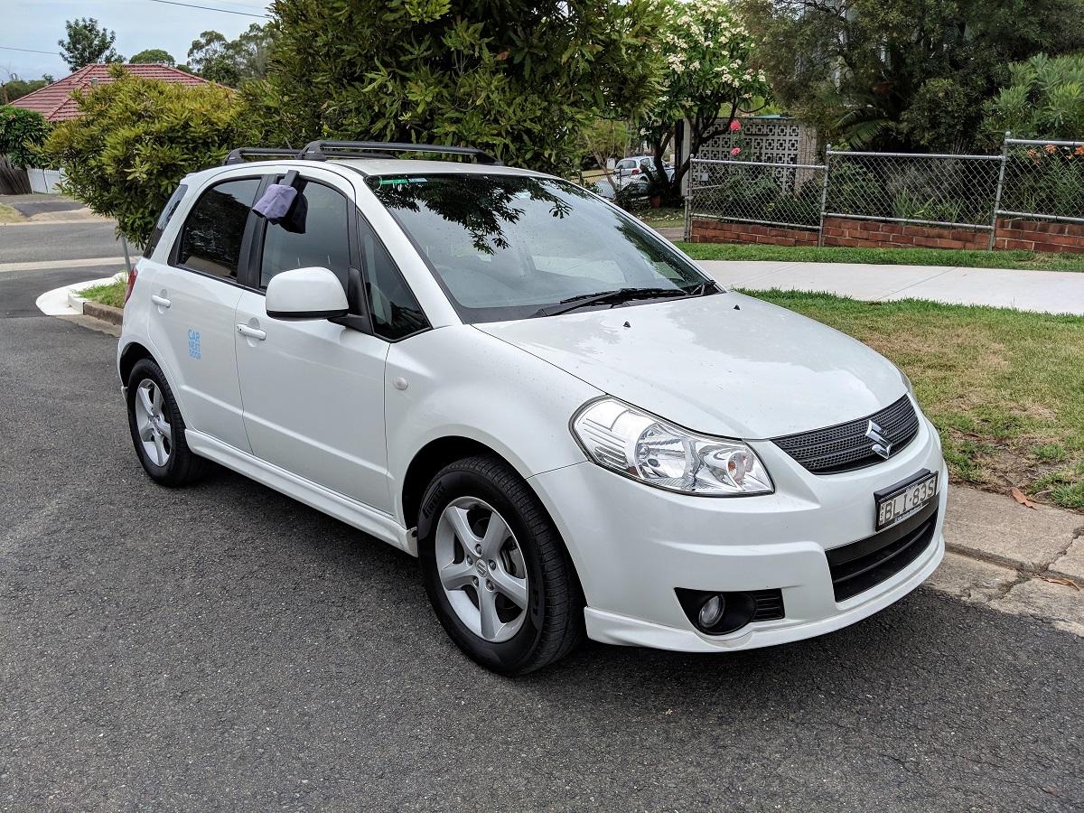 Picture of Gopinatha Rao's 2009 Suzuki SX4