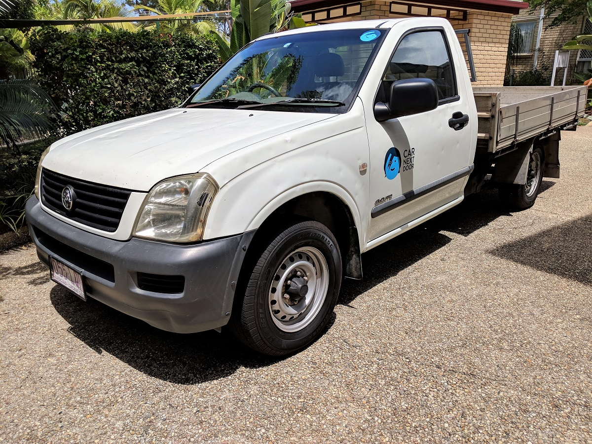 Picture of Matt's 2003 Holden Rodeo