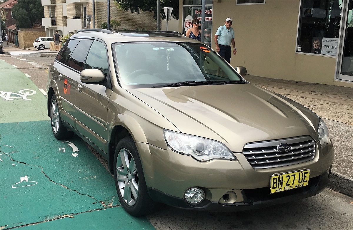 Picture of Elleker's 2007 Subaru Outback