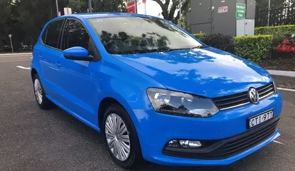 Picture of David's 2014 Volkswagen Polo
