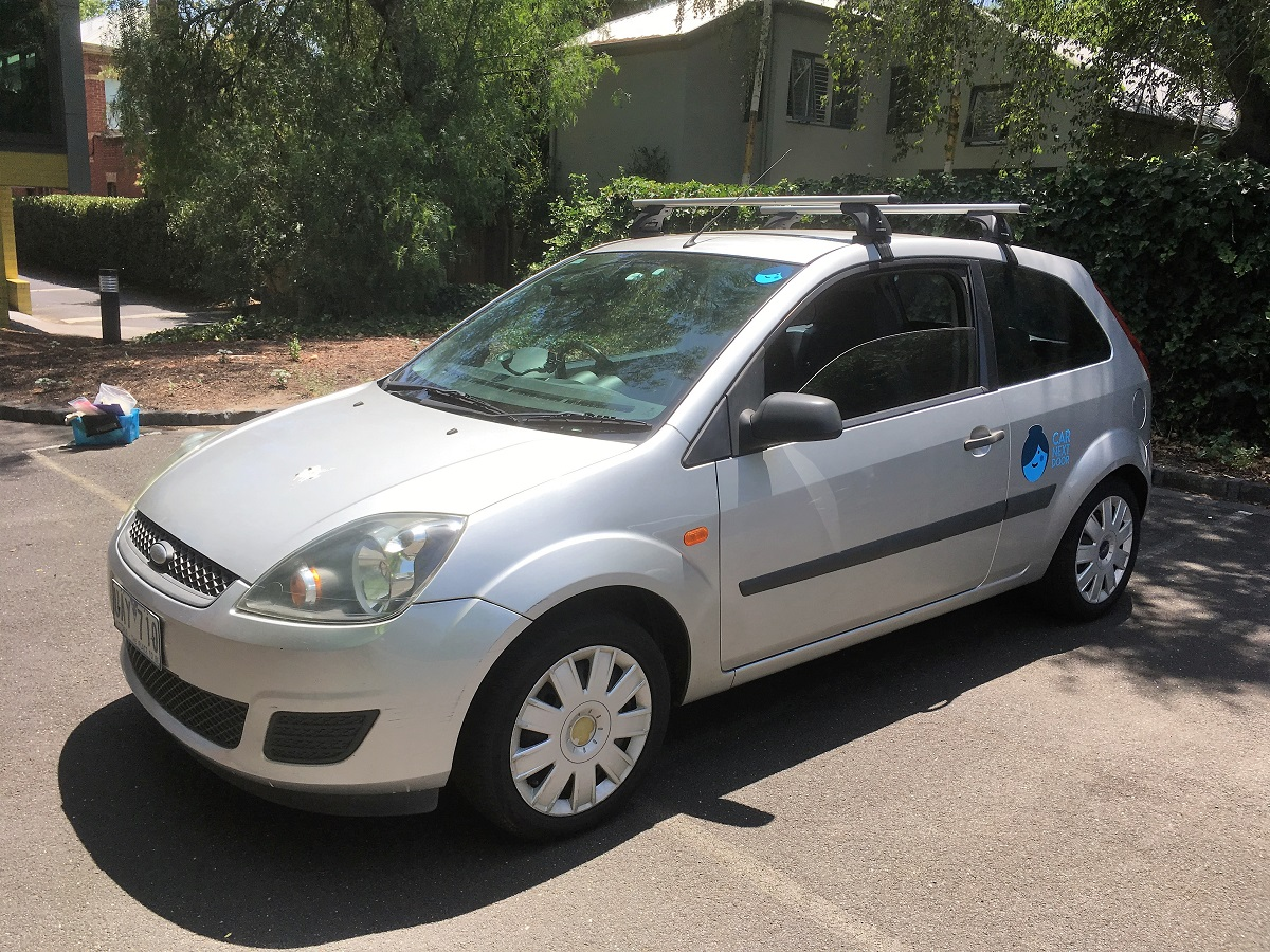 Picture of Andrea's 2005 Ford Fiesta