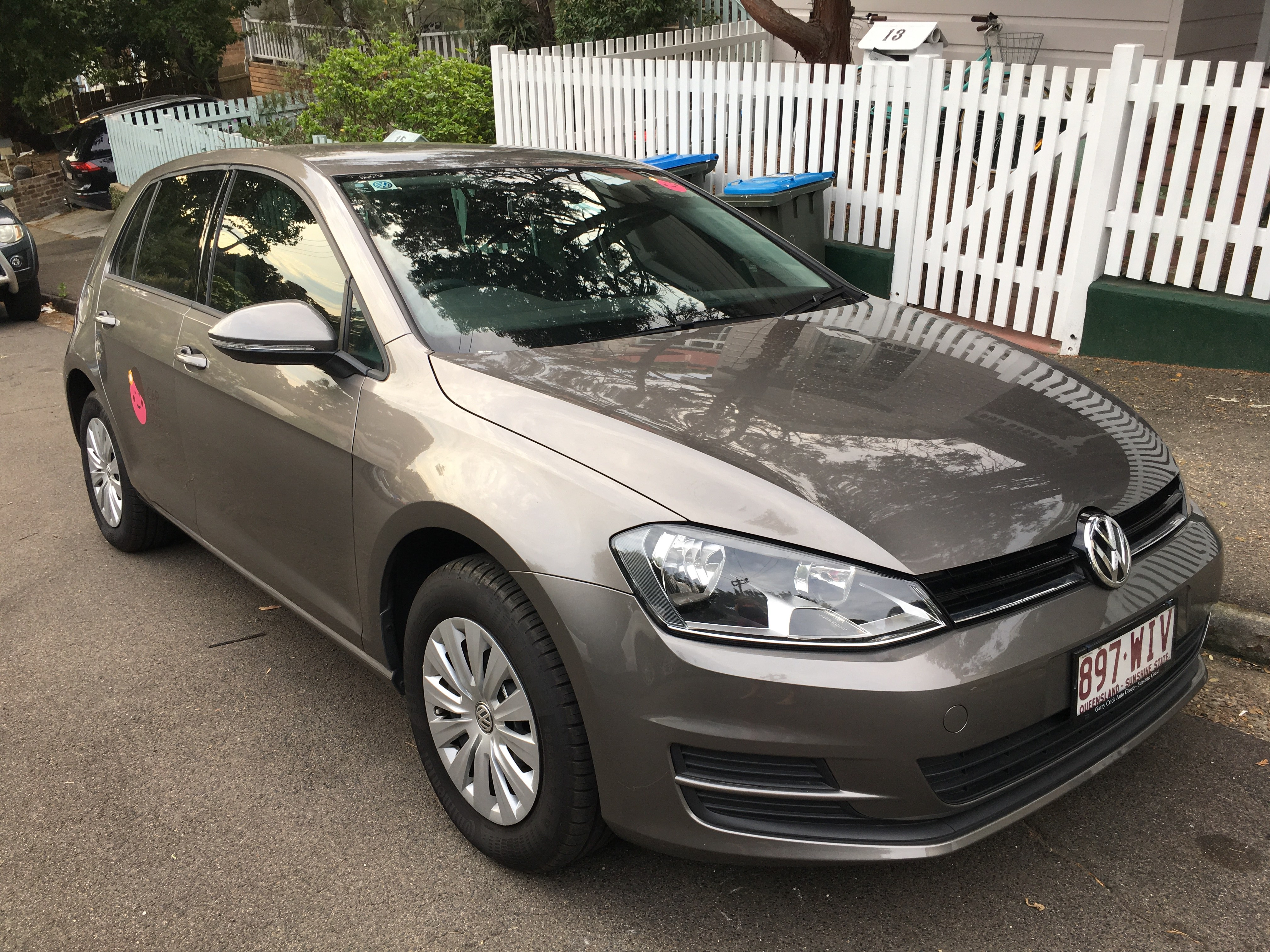 Picture of Jessica's 2015 Volkswagen Golf