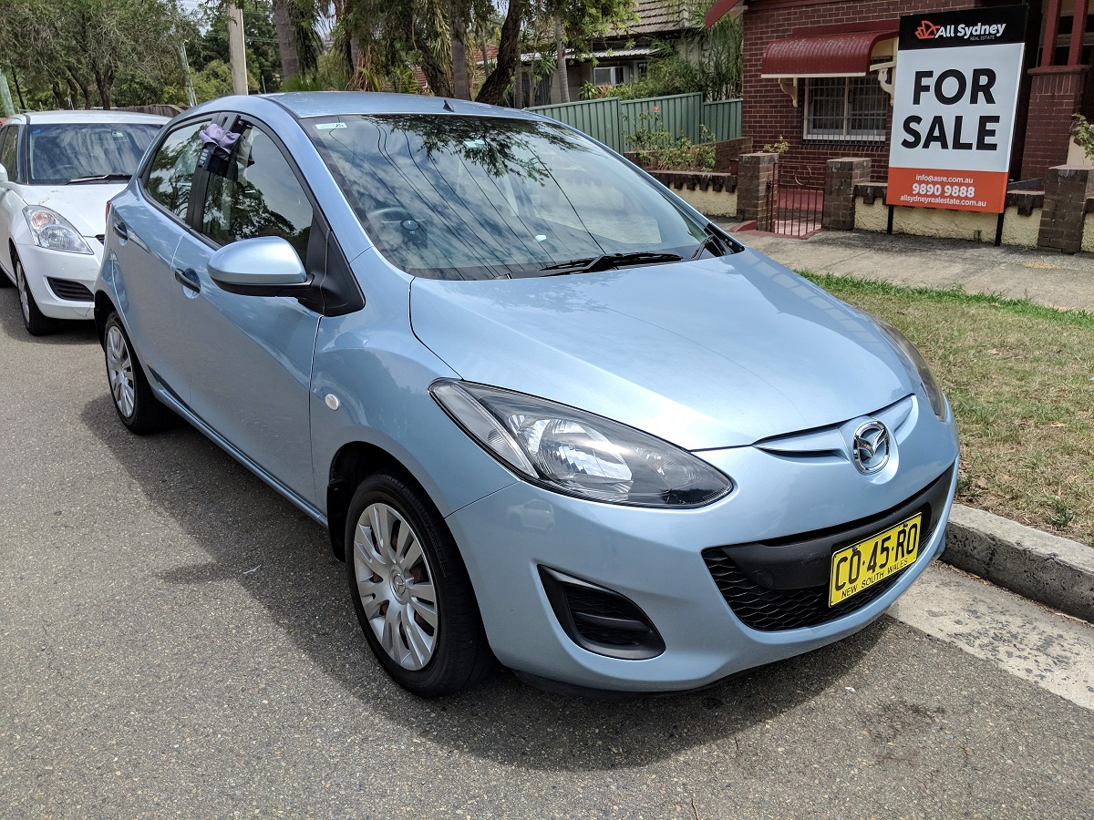 Picture of Irving's 2008 Mazda 2 Neo