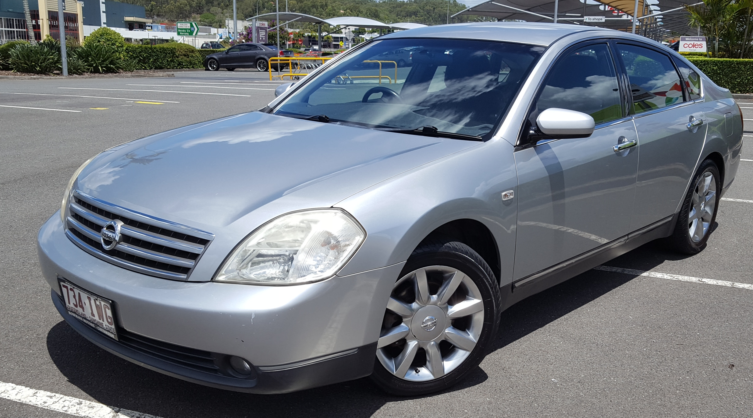 Picture of Darrin's 2004 Nissan Maxima ST-L