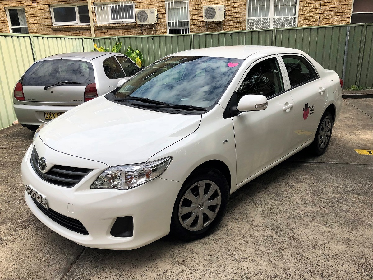 Picture of Shiqi's 2011 Toyota Corolla