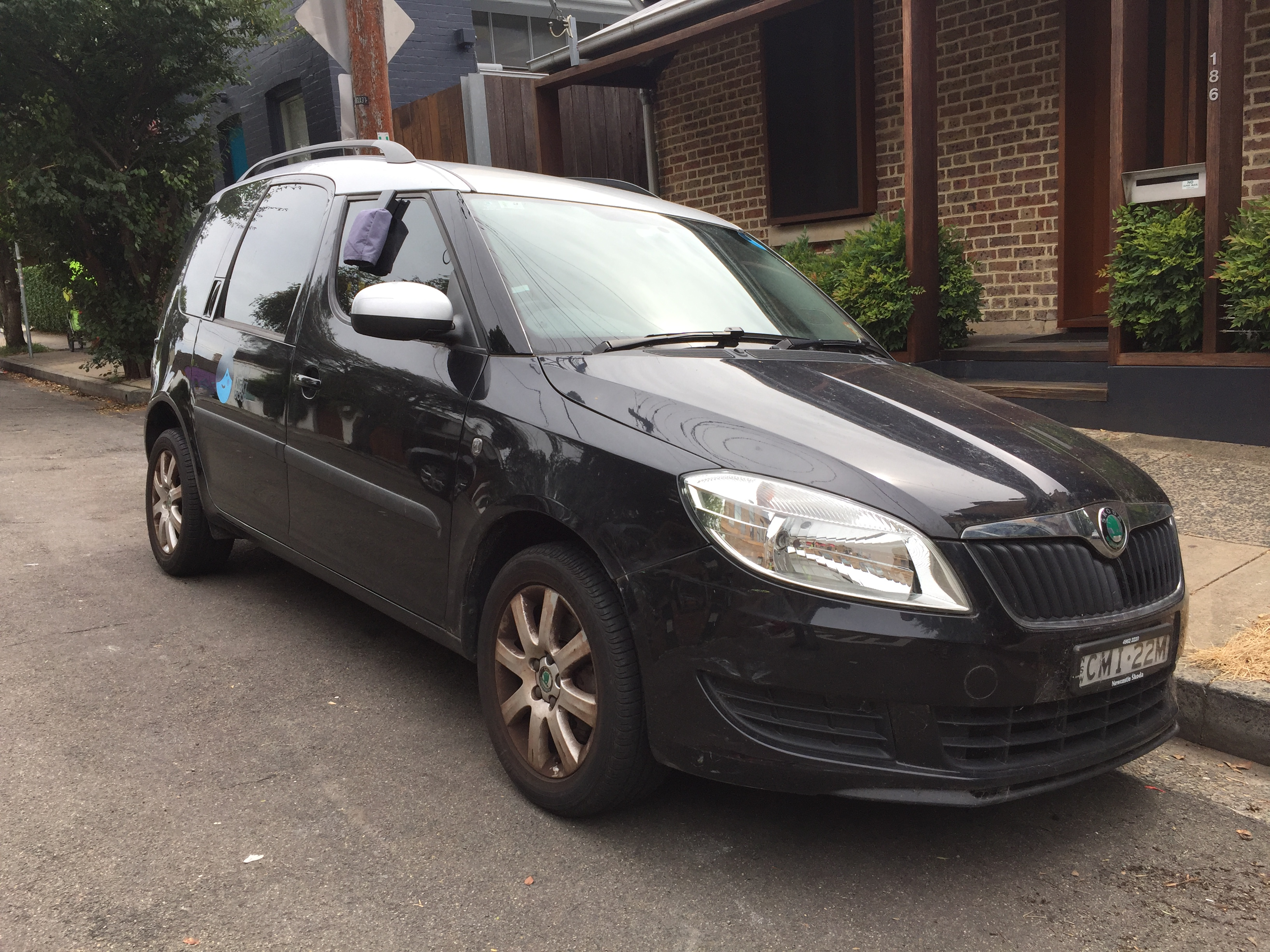 Picture of Amy's 2013 Skoda Roomster