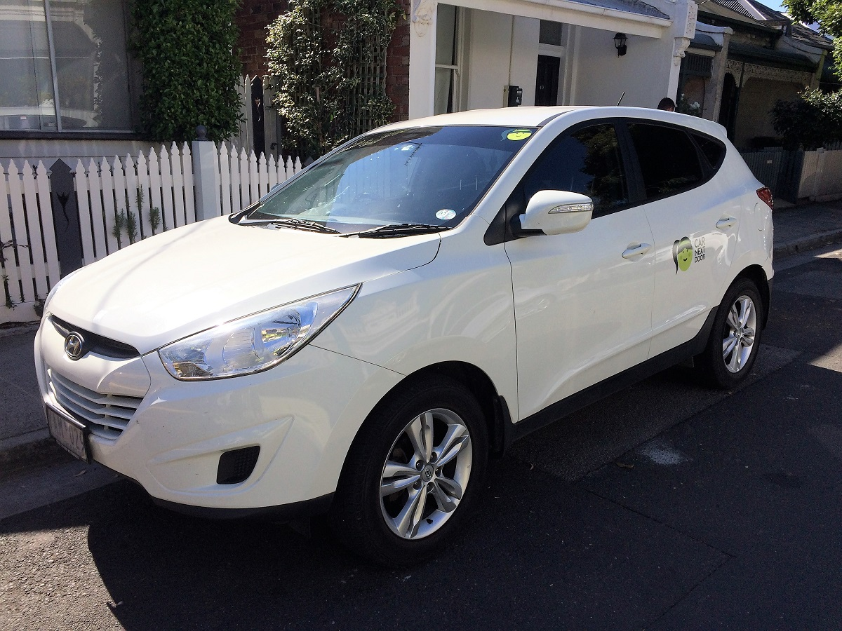 Picture of Katarina's 2010 Hyundai iX35