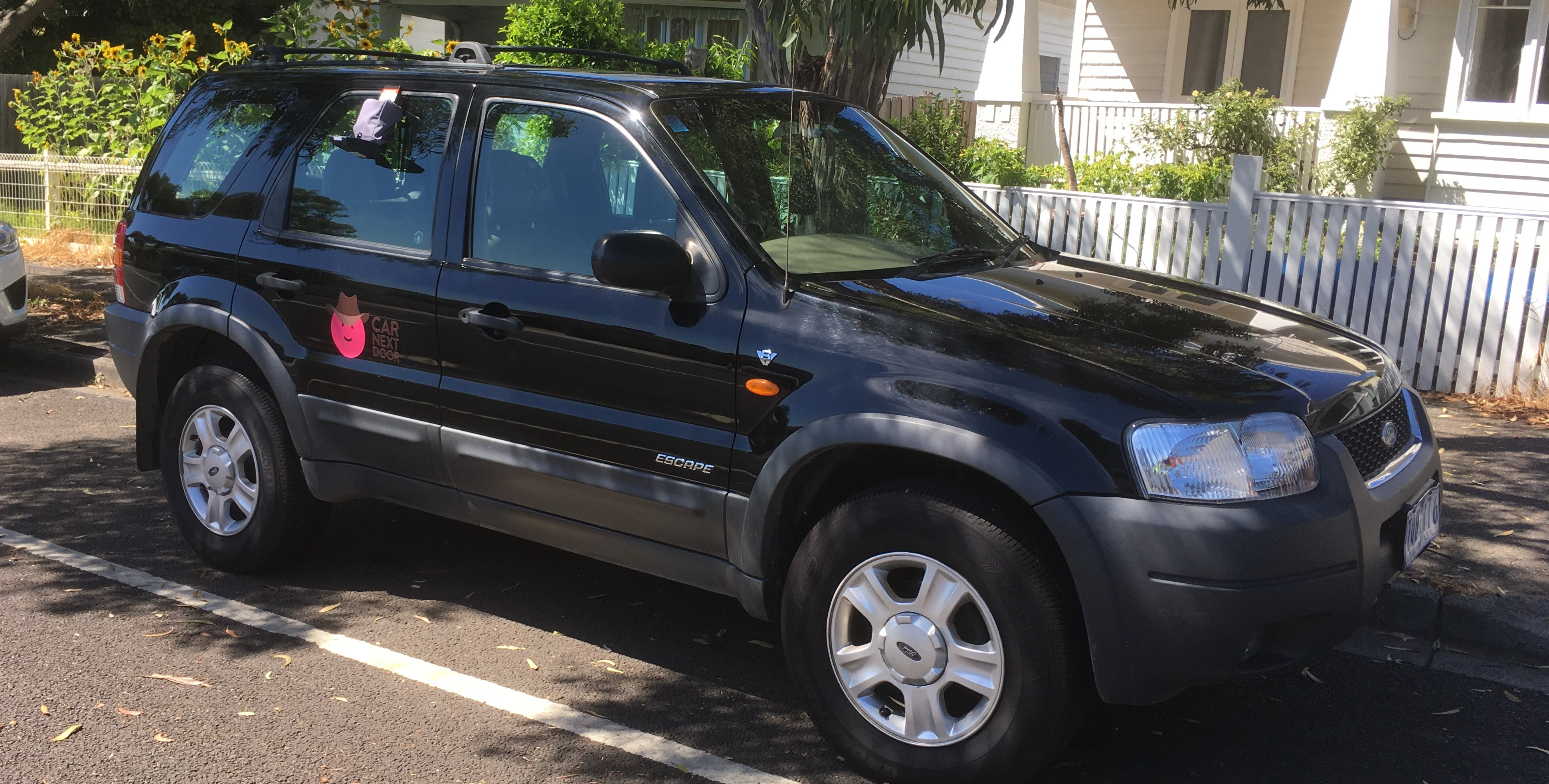 Picture of Dylan's 2003 Ford escape