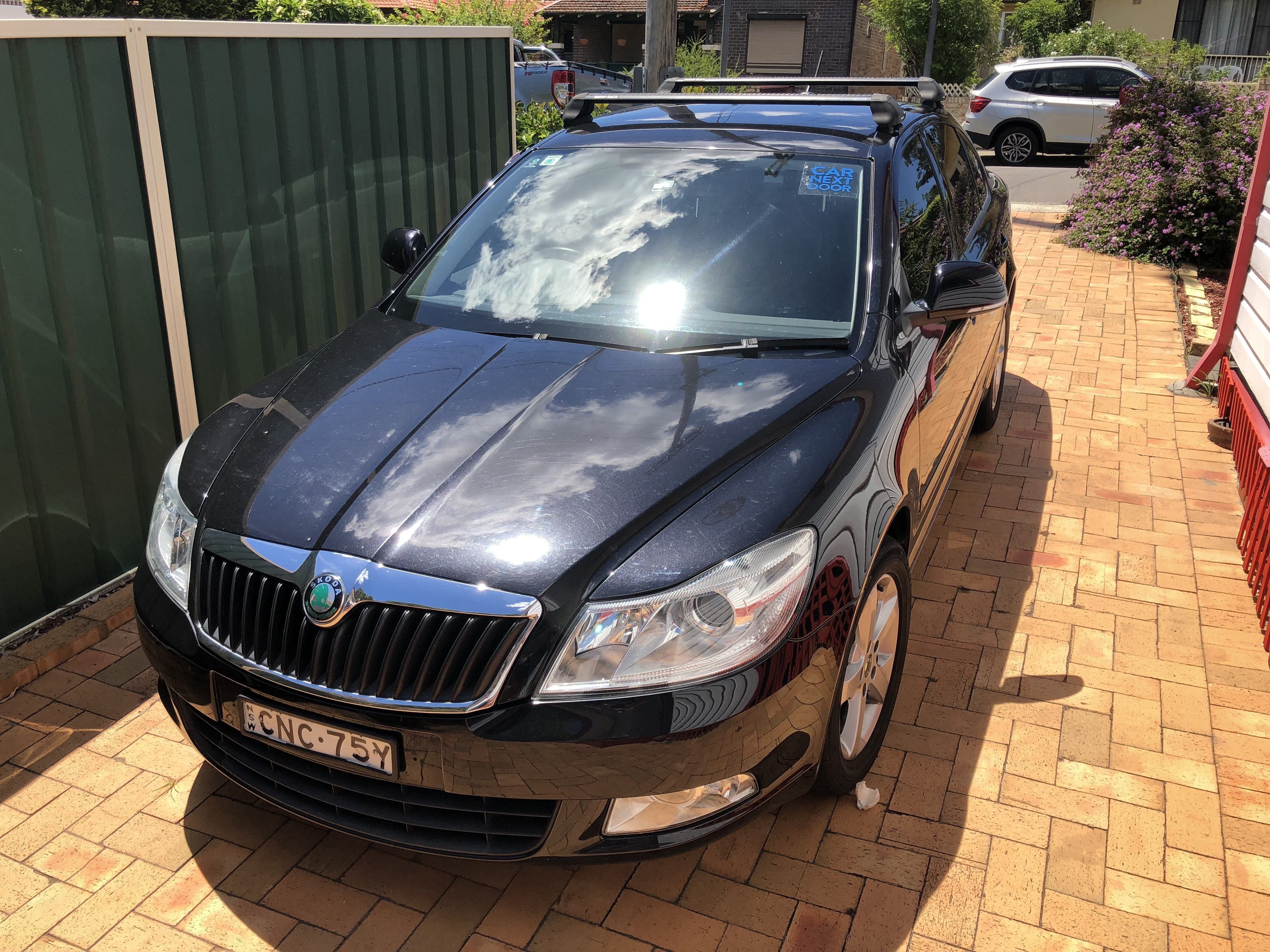 Picture of Kirsty's 2013 Skoda Octavia