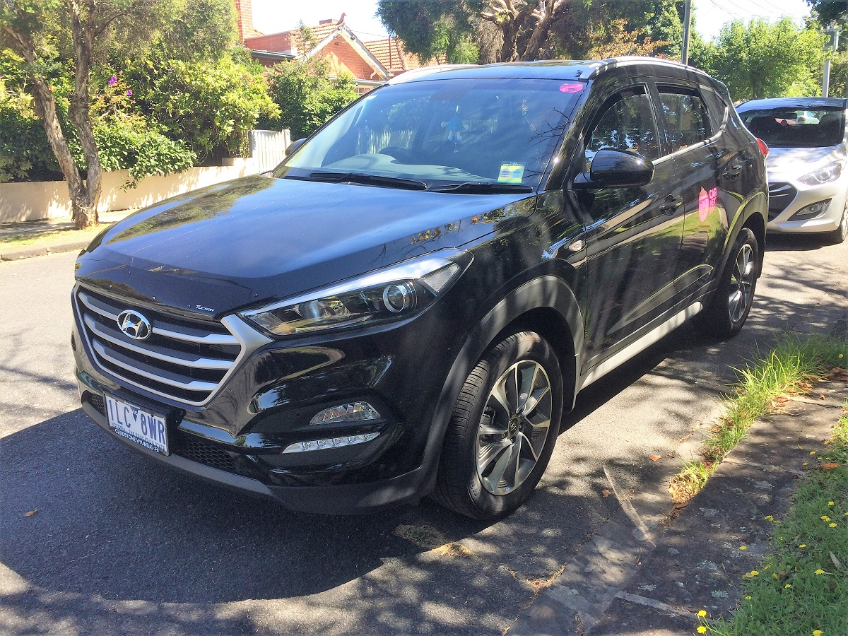 Picture of Trent's 2017 Hyundai TUSCAN ACTIVE X